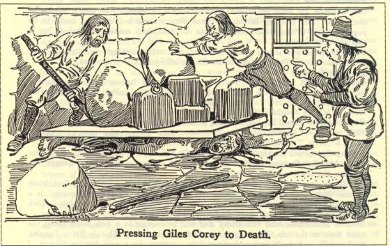 Giles Corey The Crucible. Giles Corey, 71, defended his